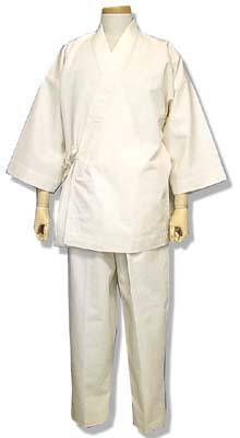 木綿の作務衣(59500-17生成)